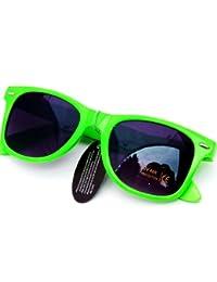 NERD® Club Sonnenbrille Neon Grün