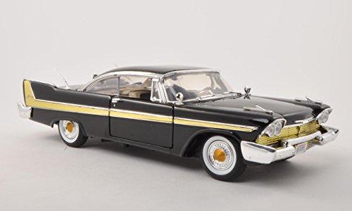 plymouth-fury-negro-1958-modelo-de-auto-modello-completo-motormax-118