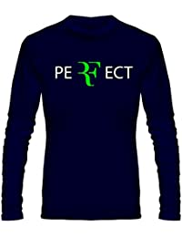 T Shirt - Full Sleeve Round Neck RF Perfect Graphics Printed 100% Cotton T Shirt - Tattoo RF Perfect Graphics...