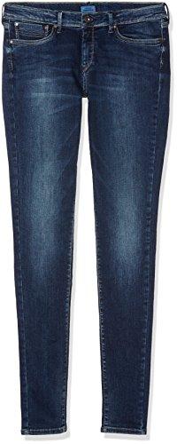 Pepe Jeans Girl s Pixlette Pg200242t48 Jeans, Blue (Denim), 2 Years  (Manufacturer b7ffcb0eb7