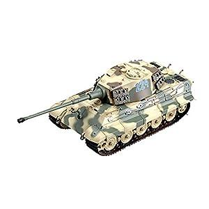 Easy Model 36294 Tiger II Severo SS.Panzer - Reproducción de Tanque Militar en Miniatura Importado de Alemania