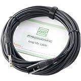 Pronomic Cable JXM-10 TRS / XLR  10 m