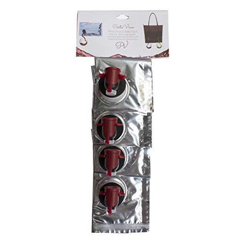 PortoVino Beccuccio per feste, confezione da 4, 750 ml ciascuno.