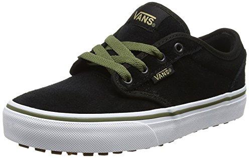 Schuhe Vans Jungs (Vans Unisex-Kinder Atwood MTE Laufschuhe, Schwarz (MTE), 35 EU)