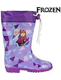 2736682ba Amazon.es  Frozen - Botas   Zapatos para niña  Zapatos y complementos