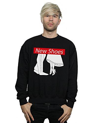 Disney Princess Men's Cinderella New Shoes Sweatshirt