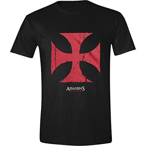 Assassin's Creed Movie - Red Cross (T-Shirt Unisex Tg. S) (1 KLEDIJ) - Cross 1 T-shirts