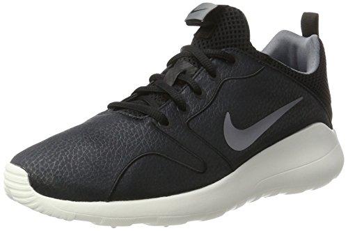 Nike Herren 844838 Sneakers, Mehrfarbig (Negro/Gris), 44 EU -