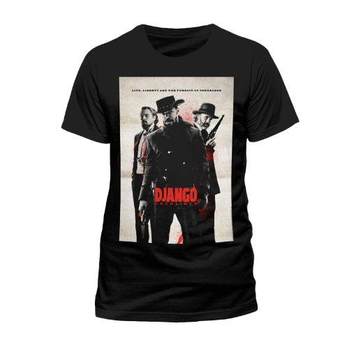 Django Unchained * Liberty Poster * Shirt * M *