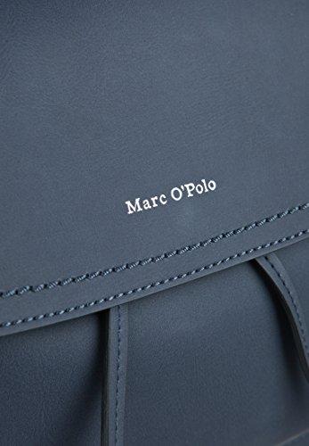 Zaino Donna Marc Opolo Con Logo Con Coulisse Blu Scuro