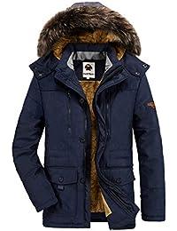 Hombre Ropa es Ropa Yallmarket abrigo Amazon de 8Xangq