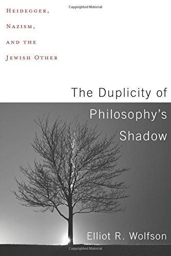 The Duplicity of Philosophy`s Shadow – Heidegger, Nazism, and the Jewish Other