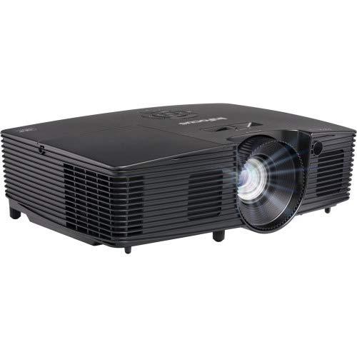 InFocus IN119HDXA 16:9 Full HD 3D DLP-Projektor Beamer (1080p, 1.3X Optischer Zoom, 3600 ANSI Lumen, 28000:1 Kontrast, 2X HDMI BrilliantColor) Schwarz Infocus-video
