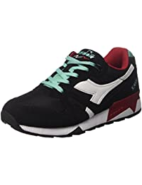 Diadora 170955 80013 - Zapatillas para hombre negro Size: 40.5 5yGu6H4