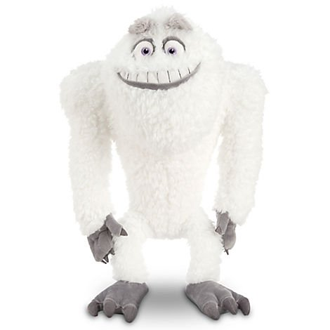 Baby Monsters Inc (Disney Monsters Inc. 17 Plush Abominable Snowman Yeti Plush Doll by)