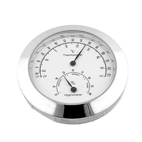 Forfar Gitarre Violine Thermometer Hygrometer Feuchtigkeit Meter Feuchte-Monitor