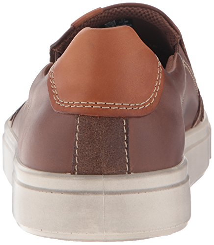 Ecco Ecco Kyle, Sneakers basses homme Braun (55778cocoa Brown/cocoa Brown)