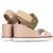 AJ Armani Jeans 925140 Zapatos De Cuña Mujer 37