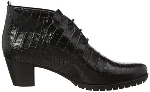 Gabor Shoes 36.605 Damen  Kurzschaft Stiefel Grau (graphit (Micro) 90)
