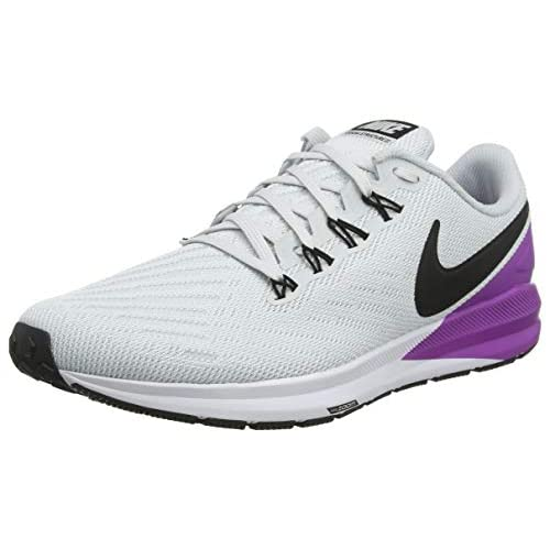 412qEq08pDL. SS500  - Nike Men's Air Zoom Structure 22 Running Shoes