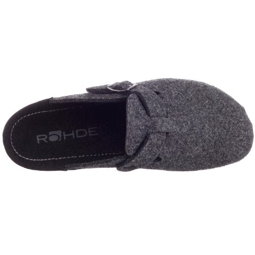 Rohde H, Chaussons homme Noir - V.2