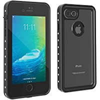 iPhone 7/8 Waterproof Case, UBeesize iPhone 8 Drop Resistant Full Sealed Underwater Protective Cover Dirtproof Snowproof Shockproof IP68 Certified Waterproof Case for iPhone 7 (4.7 inch)