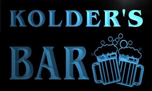 w135363-b-kolder-name-home-bar-pub-beer-mugs-cheers-neon-light-sign