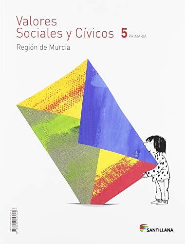 VALORES SOCIALES Y CIVICOS REGION DE MURCIA 5 PRIMARIA