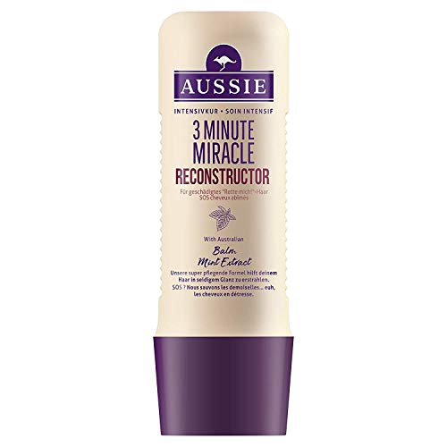 Aussie 3 Minute Miracle Reconstructor Intensivkur, 250 ml