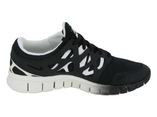 Nike Free Run-EXT 536746-004 2) Nero (Black/Sail)