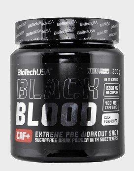 Biotech Black Blood Nox+ Óxidos Nítricos y Energéticos - 330 gr