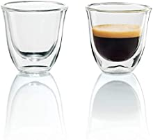 DeLonghi 5513214591 - Bicchieri, pacco da 2