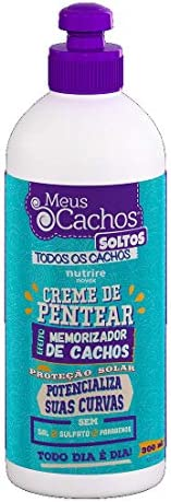 Novex My Curls Loose Leave-In Conditioner 300ml 10.1oz