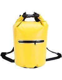 7b52ab4cc8fc8 NONMON Bolsa Impermeable Seca 10L de PVC para Surf Kayak Playa Rafting  Canotaje Natación Camping Pesca