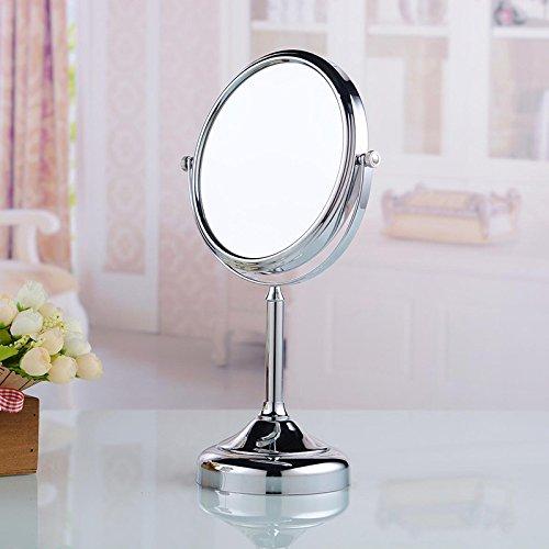 Mangeoo Desktop Kosmetikspiegel, Europäischen Spiegel, double face Ankleidespiegel, Hochzeit...
