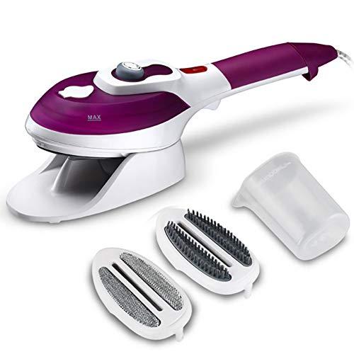 Tragbare Stoffflachbügeldampfer Home und Reise Kleidung Steamer Handheld Flatiron Brush
