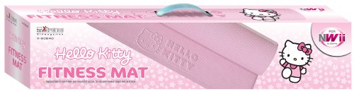 WII Hello Kitty Fitness Mat