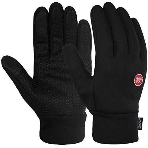 Vbiger Unisex Outdoor Gloves Win...