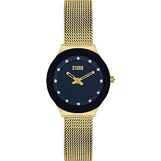 Storm London Arin Gold-Black 47425/GD Wristwatch for Women