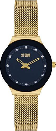 Storm London ARIN GOLD-BLACK 47425/GD Orologio da polso donna