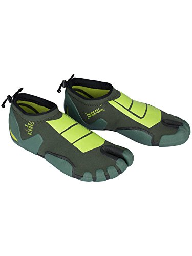 ION Wetsuits – Ion Ballistic 2 mm Split Toe wets... Verde