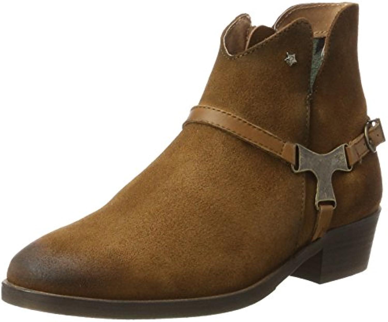 Replay Damen Wise Biker Boots  2018 Letztes Modell  Mode Schuhe Billig Online-Verkauf