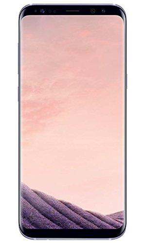 Samsung Galaxy S8+ Smartphone (6,2 Zoll (15,8 cm) Touch-Display, 64GB interner Speicher, Android OS) orchid grey