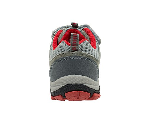 Kefas -Young 3268 - Chaussures Outdoor Junior Rouge