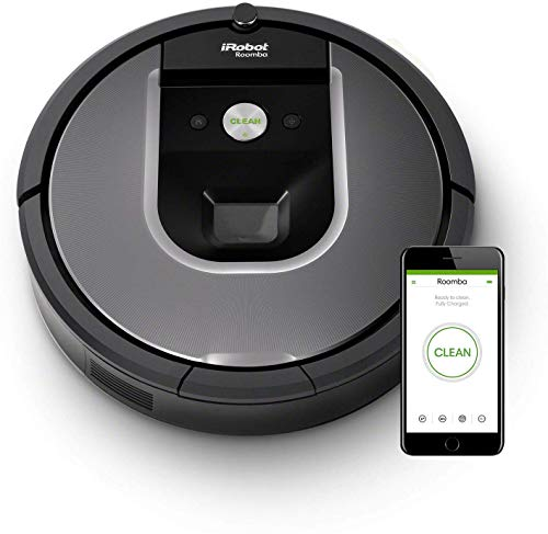 Photo de aspirateur-autonome-irobot-roomba-960