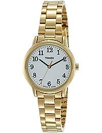 Timex Easy Reader Formals Analog White Dial Women's Watch - TW2R23800
