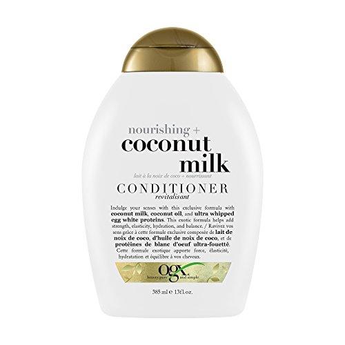 OGX Nourishing Coconut Milk Conditioner, 1er Pack