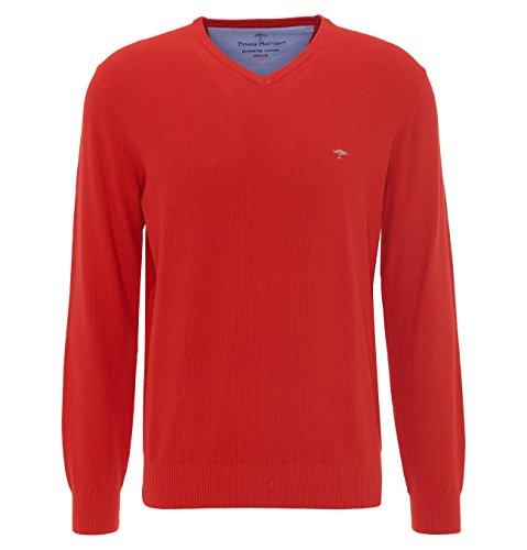 FYNCH-HATTON V-Ausschnitt Pullover 1117-950