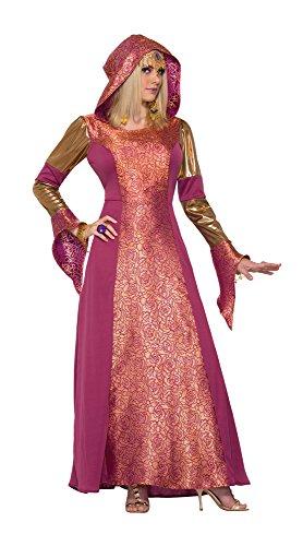 Forum Novelties x76730Arabian Queen Kostüm (UK (Costume Uk Arabian)