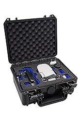 DroneCases ® Transport- und Lagerkoffer TCEOV4 für DJI Mavic Mini und Zubehör